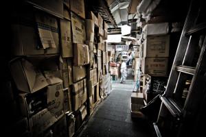 Har du det trångt på lagret? Förvara tillfälligt lager hos oss vid leveranstoppar.